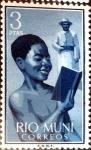 Stamps : Europe : Spain :  Intercambio 0,30 usd 3,00 pta. 1960
