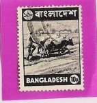 Stamps Asia - Bangladesh -