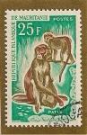 Stamps Africa - Mauritania -  mono