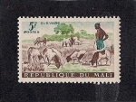 Stamps Africa - Mali -  pastor