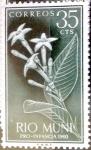 Sellos de Europa - España -  Intercambio fd3a 0,25 usd 35 cents. 1960