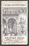 Sellos de Europa - Checoslovaquia -  Palacio Real de Verano