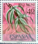 Stamps of the world : Spain :  Intercambio 0,25 usd 40 cents. 1967