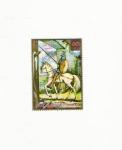 Stamps Africa - Equatorial Guinea -  Dom Quijote la Avemtura