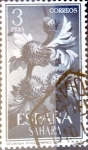Stamps of the world : Spain :  Intercambio 0,25 usd 3 ptas. 1962