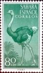Sellos de Europa - España -  Intercambio cryf 0,75 usd 80 cents. 1957