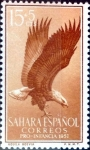 Stamps : Europe : Spain :  Intercambio mxb 0,25 usd 15 + 5 cents. 1957