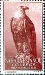 Sellos de Europa - España -  Intercambio 0,20 usd 5 + 5 cents. 1957
