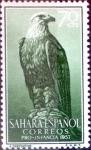 Sellos de Europa - España -  Intercambio 0,25 usd 70 cents. 1957