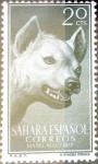 Sellos de Europa - España -  Intercambio 0,20 usd 20 cents. 1957