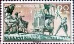 Sellos de Europa - España -  Intercambio 0,20 usd 20 cents. 1958
