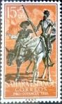 Sellos del Mundo : Europa : España : Intercambio 0,25 usd 15 + 5 cents. 1958