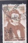 Stamps : America : Mexico :  Franz Schubert-La muerte y la doncella