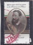 Stamps Mexico -  militares destacados en la historia de México