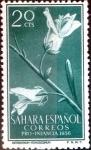 Sellos de Europa - España -  Intercambio cryf 0,20 usd 20 cents. 1956