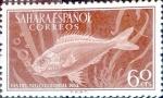 Stamps Spain -  Intercambio fda 0,40 usd  60 cents. 1954