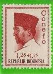 Stamps Indonesia -
