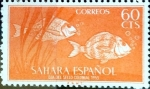 Sellos de Europa - España -  Intercambio 0,40 usd 60 cents. 1953