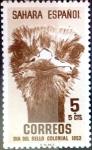 Sellos de Europa - España -  Intercambio 0,20 usd 5 + 5 cents. 1952