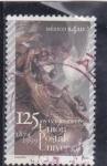 Stamps Mexico -  125 aniversario Unión Postal Universal