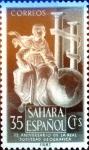 Sellos de Europa - España -  Intercambio 0,20 usd 35 cents. 1953