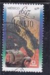 Stamps Mexico -  Fondo Nacional al Turismo (Fonatur)300 aniversario
