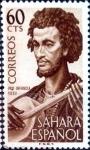 Sellos de Europa - España -  Intercambio 0,25 usd 60 cents. 1953