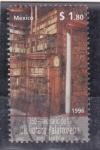 Sellos de America - México -  Biblioteca Palafoxiana en Puebla