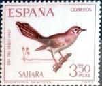 Sellos de Europa - España -  Intercambio cryf 0,45 usd 3,50 ptas. 1967