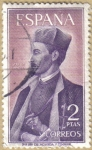 Stamps Spain -  Daza de Valdes