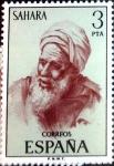 Stamps Spain -  Intercambio 0,20 usd 3,00 ptas. 1975