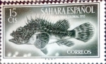 Stamps Spain -  Intercambio 0,25 usd 15 cents. 1953