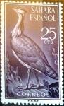 Sellos de Europa - España -  Intercambio 0,20 usd 25 cents. 1961