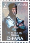 Sellos del Mundo : Europa : España : Intercambio mxb 0,30 usd 7 ptas. 1973