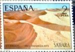 Sellos del Mundo : Europa : España : Intercambio 0,25 usd 2 ptas. 1973