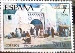 Sellos de Europa - España -  Intercambio 0,30 usd 7 ptas. 1973