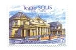 Sellos de America - Uruguay -  TEATRO SOLIS