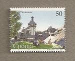 Stamps Europe - Serbia -  Paisaje