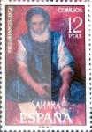 Stamps Spain -  Intercambio 0,40 usd 12 ptas. 1972