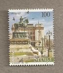 Stamps Europe - Serbia -  Belgrado