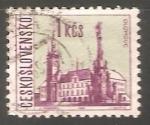 Sellos de Europa - Checoslovaquia -  Olomouc