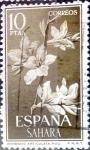 Stamps Spain -  Intercambio 1,40 usd 10 ptas. 1962