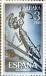 Sellos de Europa - España -  Intercambio 1,25 usd 3 ptas. 1965