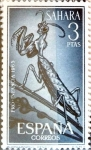 Stamps of the world : Spain :  Intercambio cryf 1,25 usd 3 ptas. 1965