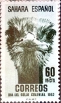 Stamps Spain -  Intercambio 0,40 usd 60 + 15 cents. 1952