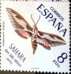 Stamps Spain -  Intercambio 0,70 usd 8 ptas. 1970