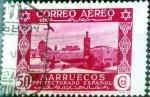 Sellos del Mundo : Europa : España :  Intercambio 0,20 usd 50 cents. 1938