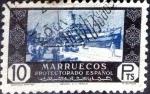 Sellos del Mundo : Europa : España : Intercambio jxi2 1,25 usd 10 ptas. 1948
