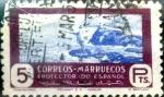 Sellos del Mundo : Europa : España : Intercambio jxi2 0,25 usd 5 ptas. 1950