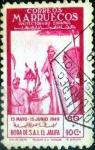 Sellos del Mundo : Europa : España : Intercambio jxi2 0,40 usd 50 + 10 cents. 1949
